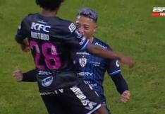 Universitario vs. Independiente del Valle: Jacob Murillo puso el 2-0 sobre merengues   VIDEO