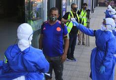 Colombia registra 7.568 contagiados y 187 fallecidos por coronavirus en 24 horas