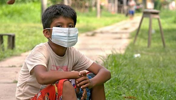 Los niños, niñas y adolescentes de 18 regiones del país están siendo beneficiados con un apoyo económico por haber perdido a sus padres producto del coronavirus. (Foto: Andina)