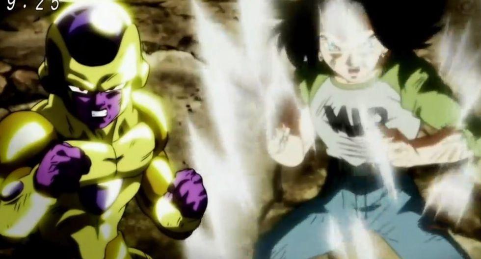 """""""Dragon Ball Super"""" 130 tuvo acción desde el primer hasta el último momento de la batalla. (Foto: Toei Animation)"""