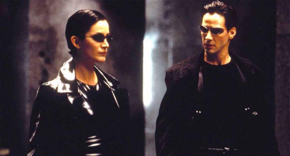 """""""The Matrix 4"""": Filtradas emocionante escena protagonizada por Neo y Trinity  (Foto: Warner Bros.)"""