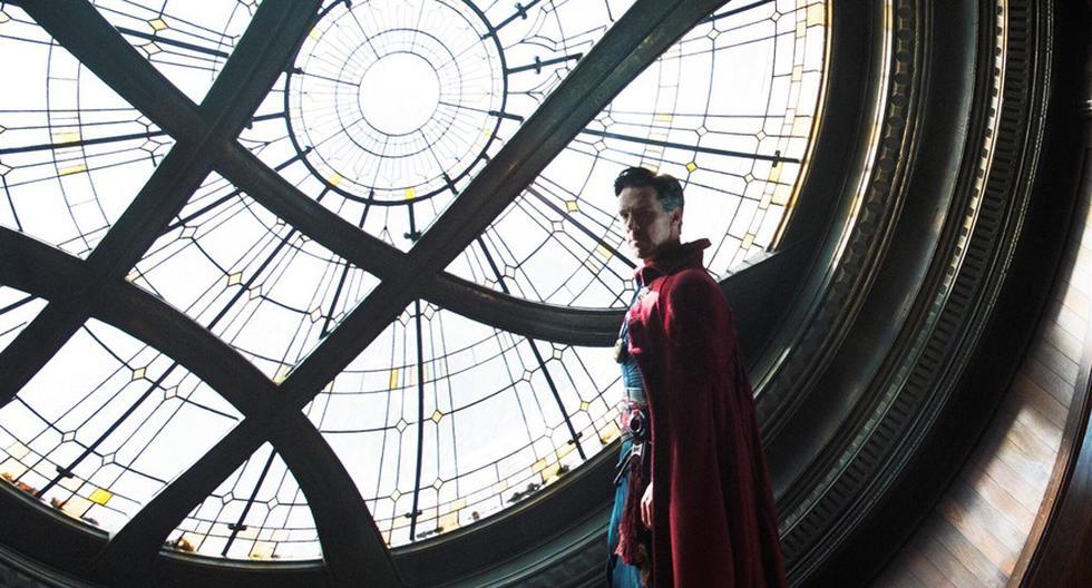 """""""Doctor Strange"""": Marvel lanza nuevas imágenes de la cinta - 2"""