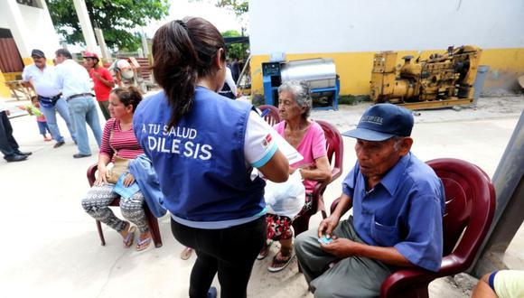 Las personas en condiciones de mayor pobreza, tienen más posibilidades de fallecer a consecuencia del COVID-19. (Foto: Andina / Referencial)
