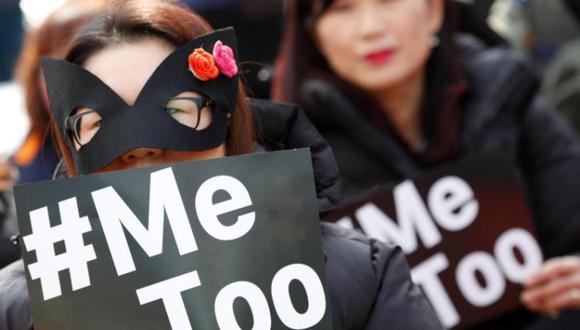 """En 2005, el término """"acoso sexual"""" se incluyó en una ley de China revisada sobre la protección de los derechos e intereses de la mujer, que simplemente establecía que estaba prohibido el acoso sexual de mujeres. (Foto: EFE)"""