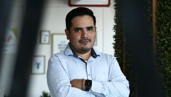 Miguel Ángel Sumarán, CEO de Nativos Digitales. (Foto: Jesús Saucedo)