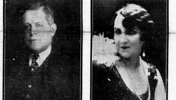 El director de El Comercio Antonio Miró Quesada y su esposa María Laos de Miró Quesada fueron asesinados cerca del Club Nacional. El crimen conmocionó al país.