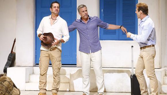 """""""Mamma Mia!"""": nuestra crítica del musical de Juan Carlos Fisher"""