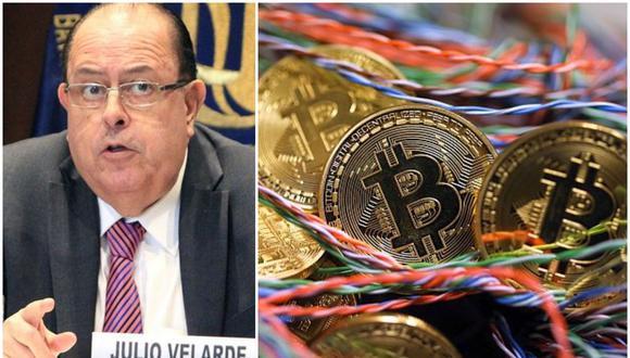 Las criptomonedas son volátiles y no cumplen la función de moneda, recalcó el presidente del BCR.