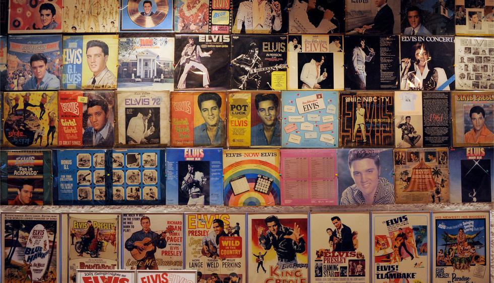 Netflix creará una serie de animación en la que el cantante Elvis Presley será el protagonista (Foto: AFP)