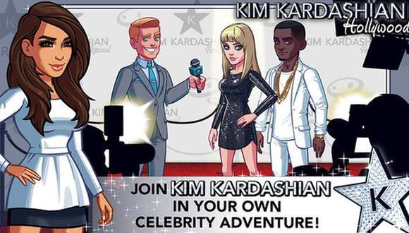 ¿Te imaginas un juego sobre Kim Kardashian?