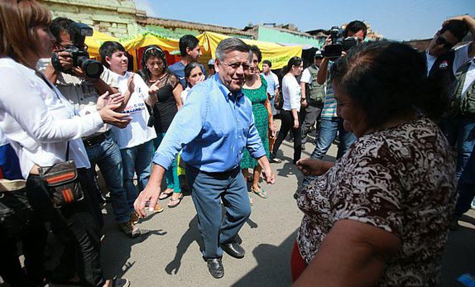 César Acuña también propone crear ministerio de la juventud