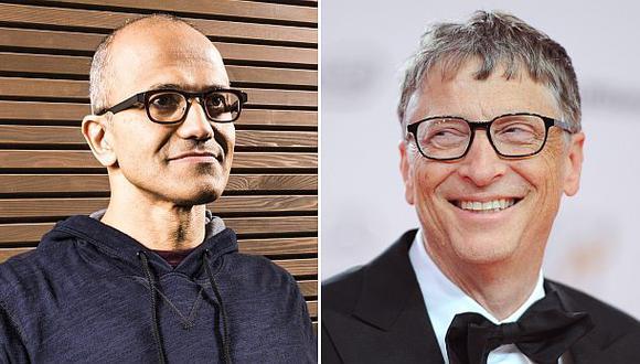 El negocio se muda a la nube en la era post Bill Gates