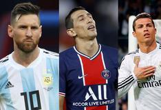 ¿Quién es más egoísta? ¿Lionel Messi o Cristiano Ronaldo?: Ángel Di María dio la respuesta