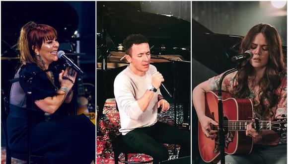 Alejandra Guzmán, Fonseca y Jesse & Joy son algunos de los artistas que se presentan en la segunda temporada de la serie de HBO. (Foto: Difusión)