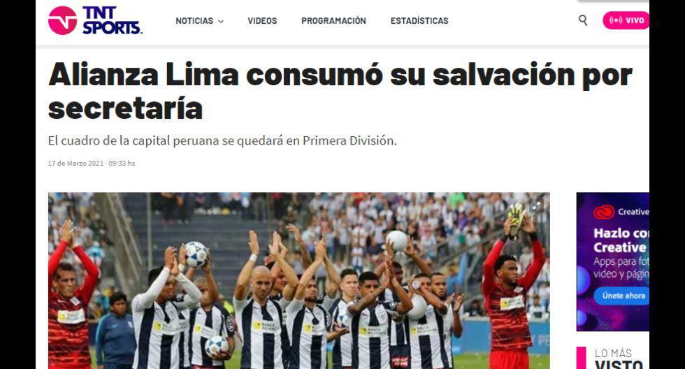 TNT Sports (Chile).