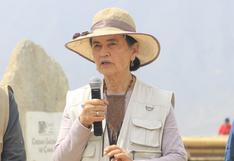 Caral: Ruth Shady y otros funcionarios reciben amenazas de muerte tras denunciar invasión en sitios arqueológicos