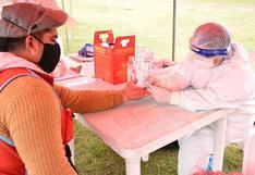 Callao: 163 mototaxistas dieron positivo a prueba de descarte de coronavirus