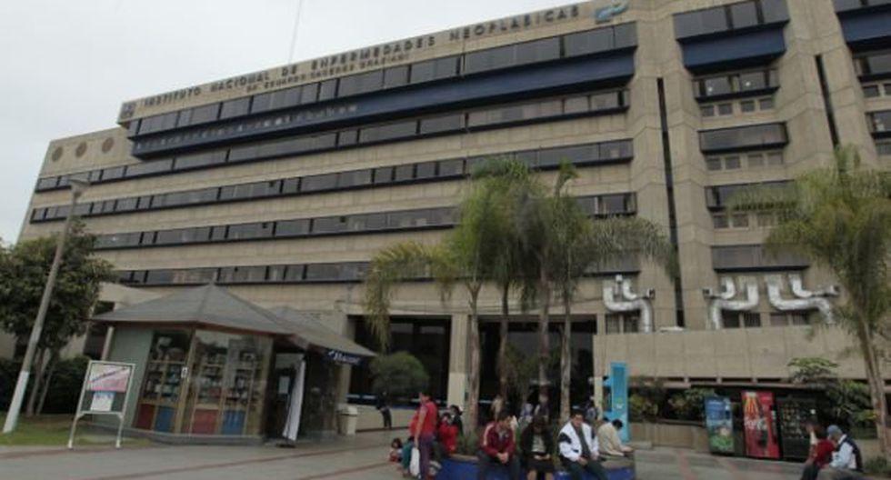 Médicos de Neoplásicas respaldan traspaso a Ministerio de Salud