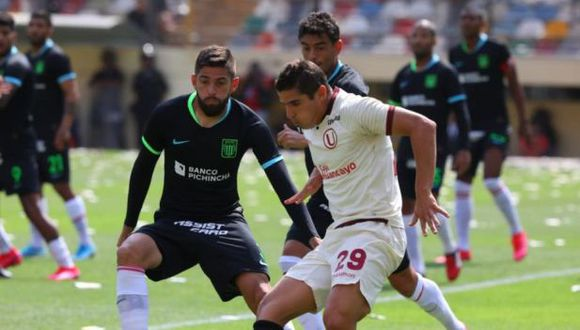 El Apertura de Liga 1 fue interrumpido en la sexta jornada. (Foto: GEC)