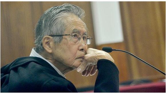 Keiko Fujimori pidió la liberación de su padre, Alberto Fujimori, en atención a su avanzada edad  (Foto: GEC)