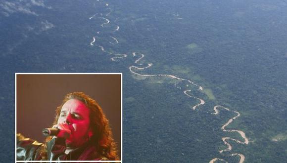 Maná pidió a Humala que Sierra del Divisor sea parque nacional