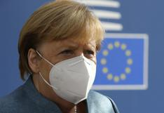 """Angela Merkel alerta que se vienen meses """"muy, muy difíciles"""" para Alemania por el coronavirus"""