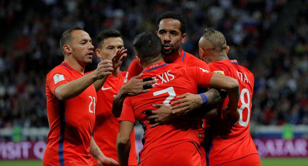 Chile vs. Alemania EN VIVO: 'La Roja' vence 1-0 por la Copa Confederaciones 2017. (Foto: Agencias)