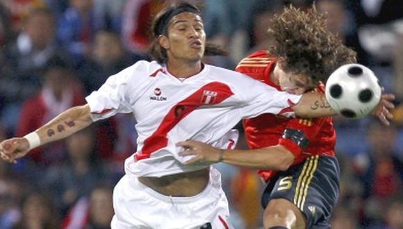 ¿Cómo le fue a Perú ante rivales europeos en los últimos años?
