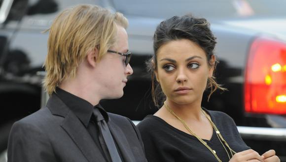Mila Kunis reveló finalmente el porqué se terminó su relación con Macaulay Culkin
