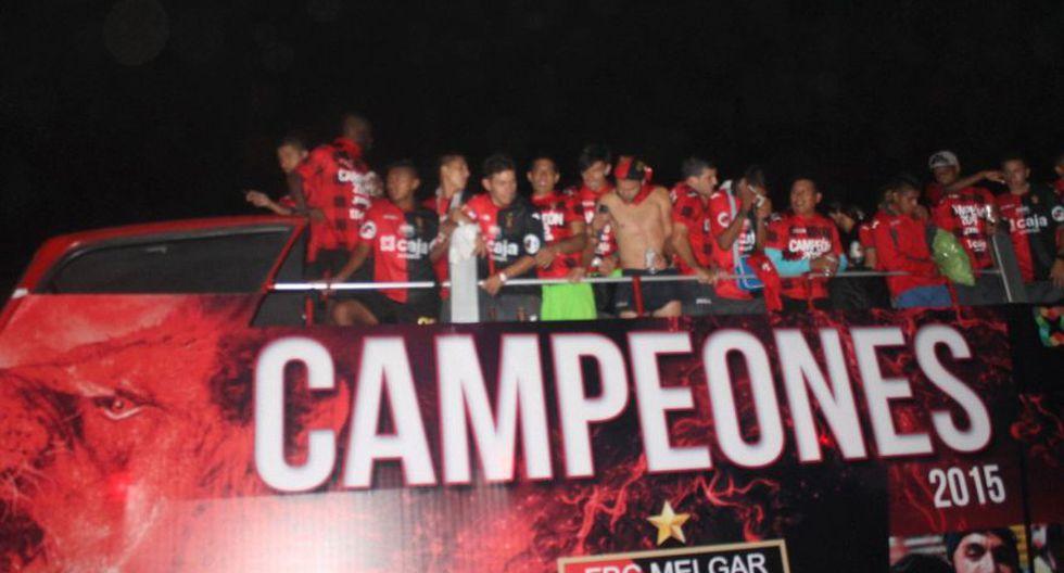 Melgar y su fiesta en Arequipa por el campeonato (FOTOS) - 5