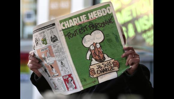 """De """"Charlie Hebdo"""" a Chespirito, por Alfredo Bullard"""