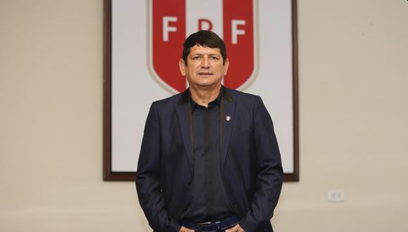 Agustín Lozano: Fiscalía abre investigación contra presidente de la FPF por presunto enriquecimiento ilícito (Foto: GEC)