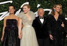 Giorgio Armani, el diseñador más rico del mundo de la moda, cumple 86 años   PERFIL