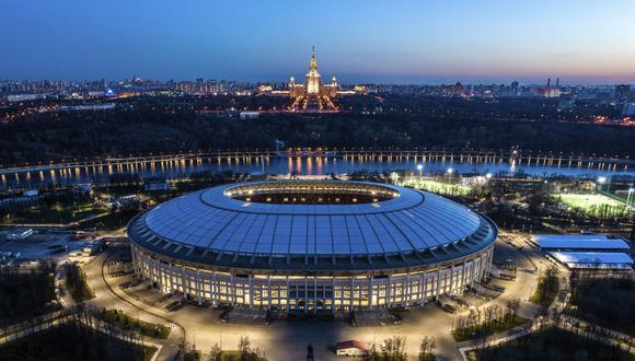 Los dirigidos por Cherchésov buscan hacer un buen papel como locales en la Copa del Mundo. (Foto: AP)