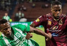 Atlético Nacional vs. Tolima: guía de canales, horarios y alineaciones del duelo por la Primera A de Colombia