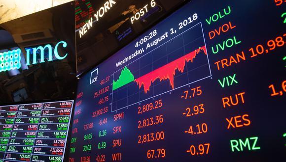 La bolsa de Nueva York abrió con indicadores diversos. (Foto: AFP)