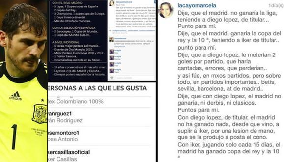 El polémico 'me gusta' de Iker Casillas en Instagram