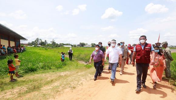 Ucayali: el contralor Nelson Shack supervisó el Hospital de Contingencia III y el Establecimiento Penitenciario de Pucallpa, en la provincia de Coronel Portillo