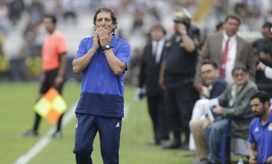 Mario Salas es voceado para regresar al fútbol de su país (Foto: GEC).