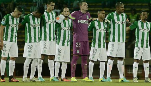 Atlético Nacional envió un mensaje de solidaridad a Chapecoense