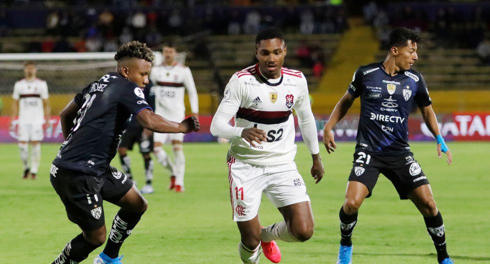 Flamengo enfrentó a Independiente del Valle por la Recopa Sudamericana