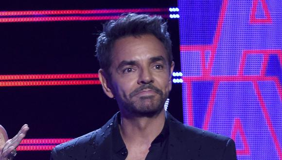 Eugenio Derbez, presentador de los Latin American Music Awards 2019. (Foto: Agencia)