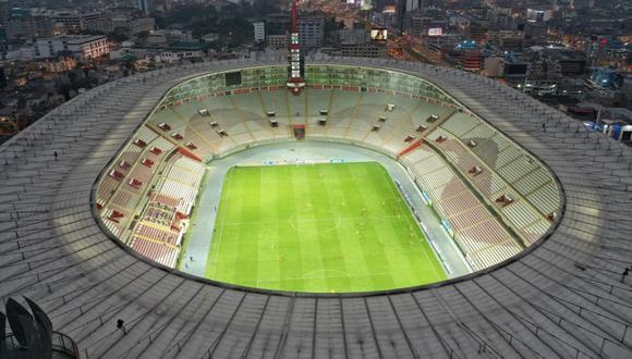 El Consorcio Fútbol Perú se pronunció sobre la suspensión de la Liga 1. (Foto: GEC)