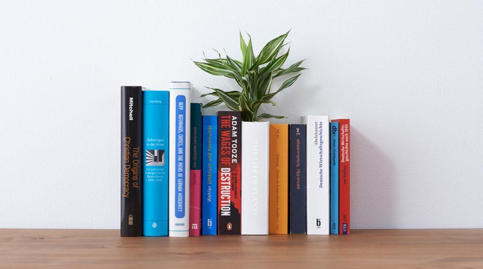 """""""The Life of plants"""": Este libro es en realidad una maceta - 1"""