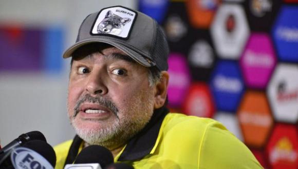 Diego Maradona se refirió a México y Gerardo Martino. (Foto: Reuters)