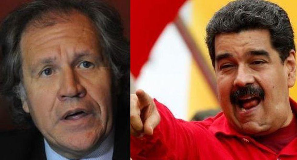"""OEA: El revocatorio en Venezuela se cayó por """"sesgo político"""""""