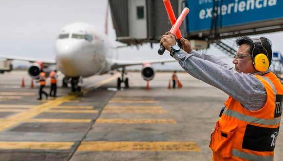 A partir del próximo mes, se ampliará las rutas de vuelo hacia diez países, gracias a que se duplicó de cuatro a ocho horas el tiempo de los vuelos internacionales. (Foto: archivo/ GEC).
