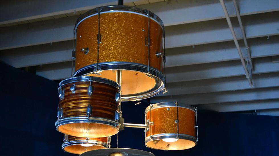 Decora con tambores y saca a relucir tu lado musical - 3