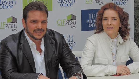 Ismael La Rosa y Virna Flores abren su propia productora
