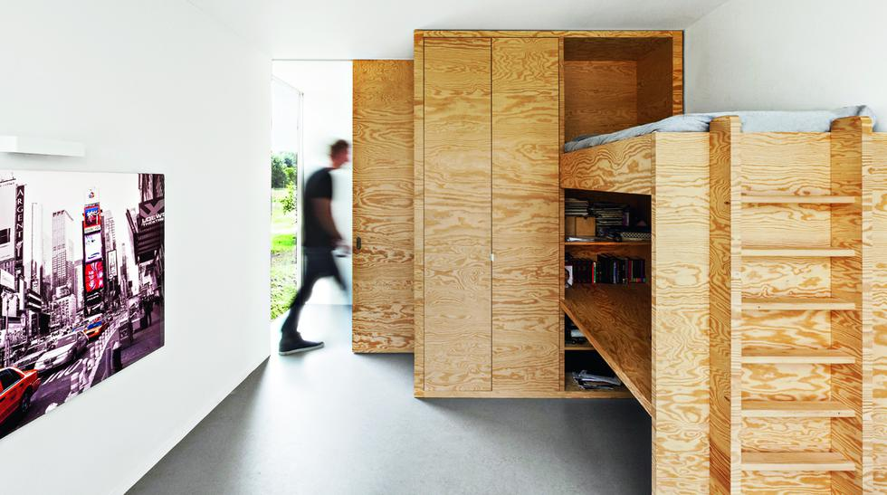 Muebles multifuncionales: piezas ideales para espacios pequeños - 4